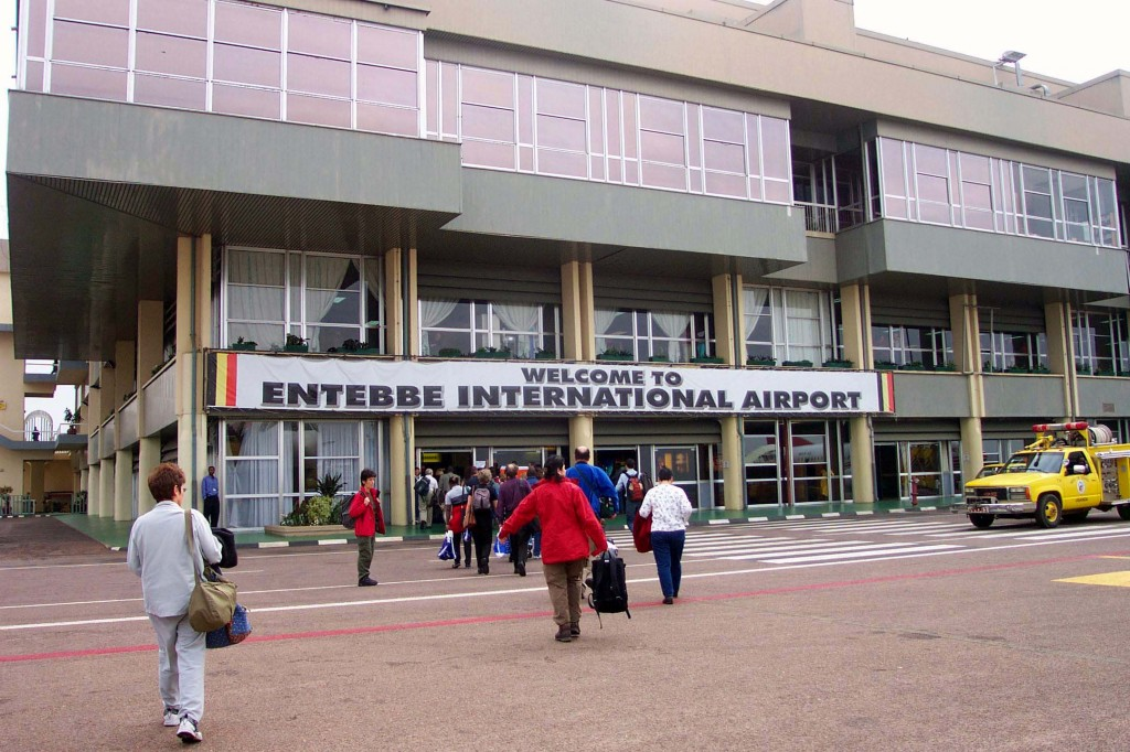 Flight Information for Entebbe airport